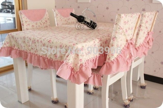 Н . н . # 56 толще версия деревенский хлопок ткань 1 пк ( 150 * 200 см ) tabel ткань + стул подушка + стул крышки