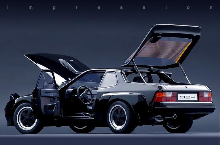 Porsche 924 Carrera Gt Cars I Want Pinterest