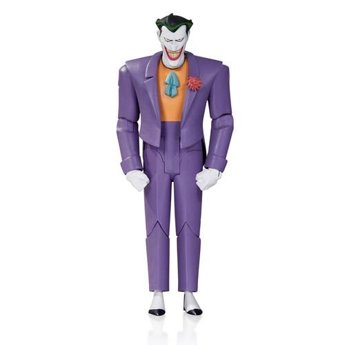 March 2015 Batman The Animated Series Joker Action Figure - DC Collectibles - Batman - Action Figures at Entertainment Earth $22.99