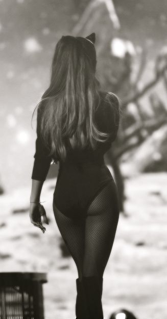 Ariana has the body you want.