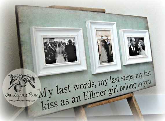 Personalized Picture Frame With Family Name Quote Family: 1000+ Parents Anniversary Quotes On Pinterest