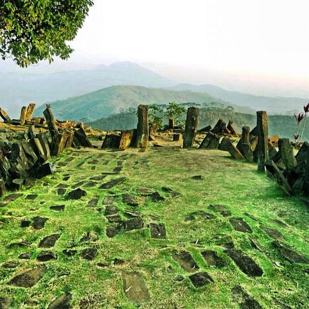 Situs Megalith Gunung Padang, Cianjur