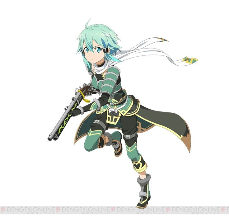 Shogun Sinon with Flintlock // If ONLY If ONLY this was in Shogun - Akira