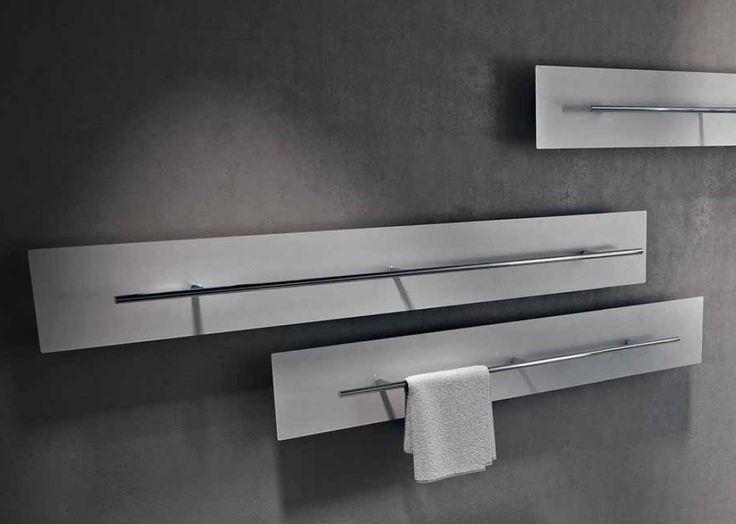 Der Handtuchwärmer TESO Ist Ein Besonderer Heizkörper, In Vielen Farben,  Chrom Oder Alu, Mit Warmwasser Oder Elektrisch ✓ Bei Homeform