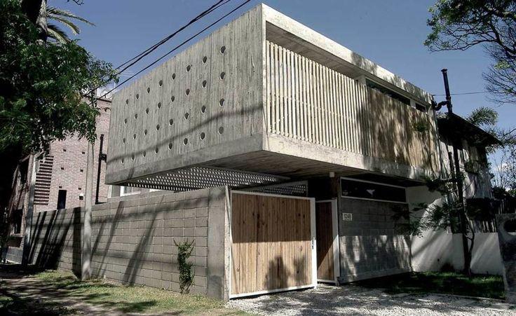 Gualano + Gualano Arquitectos · Vivienda Buceo · Divisare