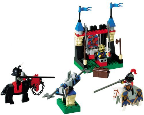 LEGO Knights Kingdom Royal Joust 6095 *** You can get more details by clicking on the image.
