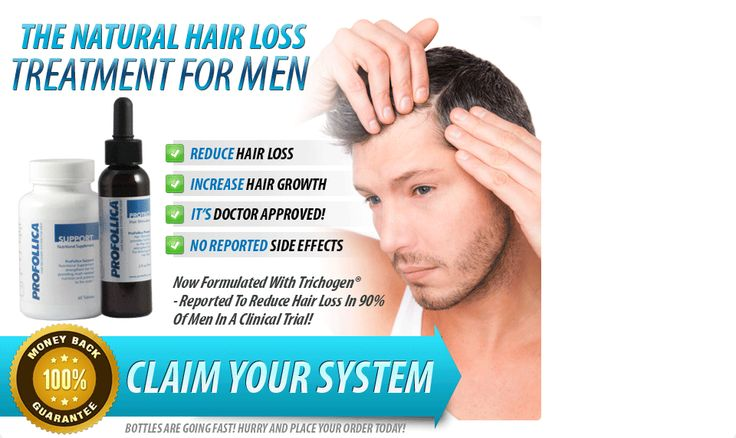 Get Profollica™ 2013 s BEST Hair Loss Pills Treatments Profollica™ is an all natural, non prescription doctor endorsed anti hair loss system and DHT blocker