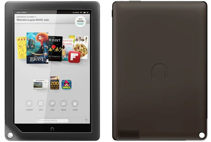 Nook HD Plus - Got it for cheap and got the same worth from it.