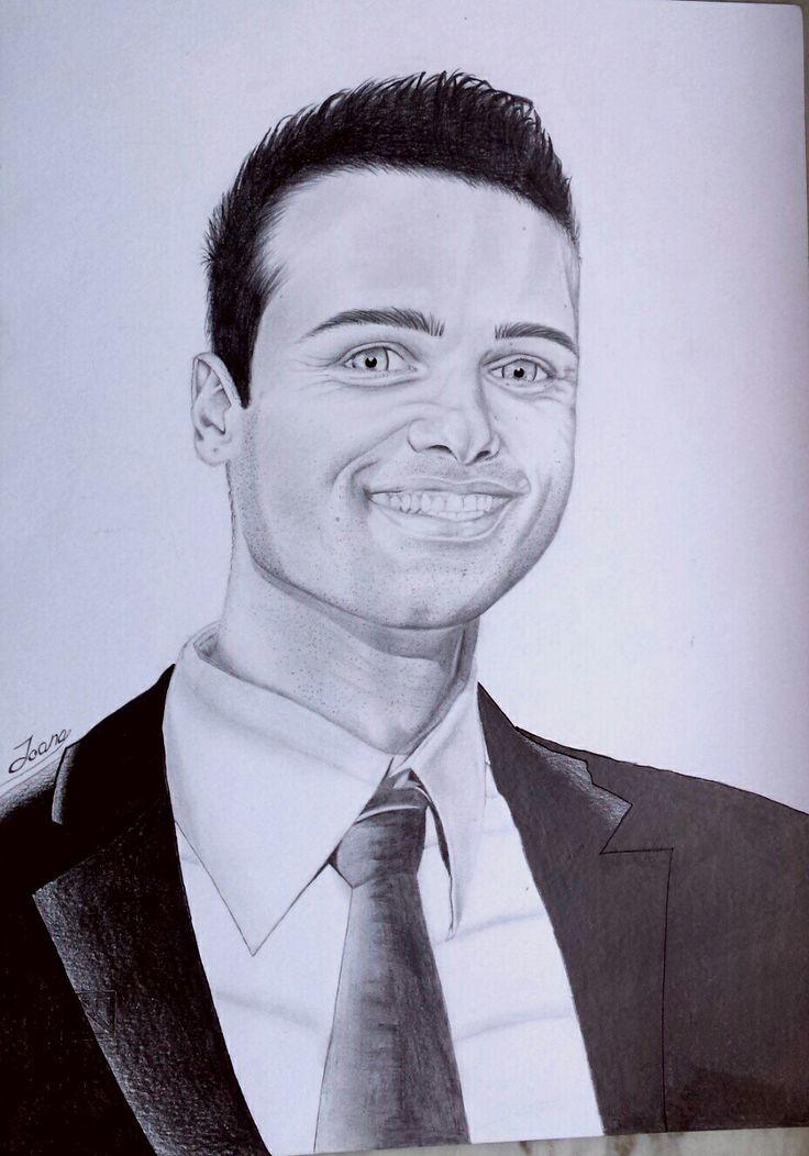 Portrait  #blackandwhite #drawingpencil #portrait #pencils