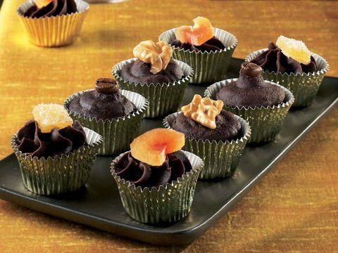 Çikolata Kremalı Mini Kuplar