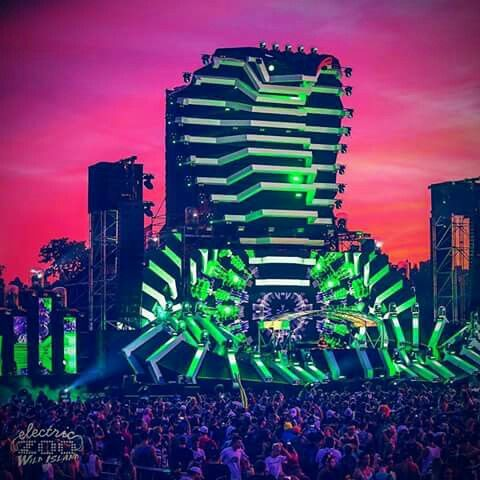 Electric zoo festival ¿are you ready?