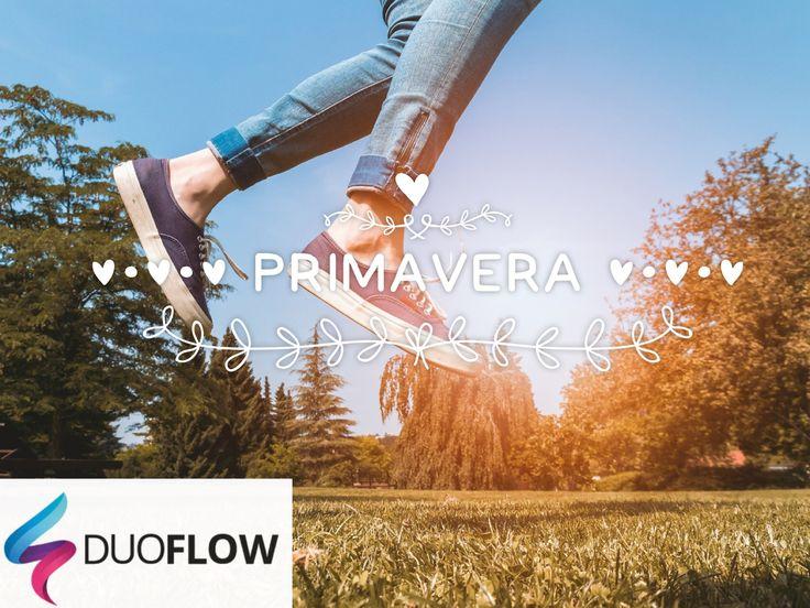 🌻Bienvenida #Primavera !🌻#BuenJueves #SomosDuoflow #EstamosContentos