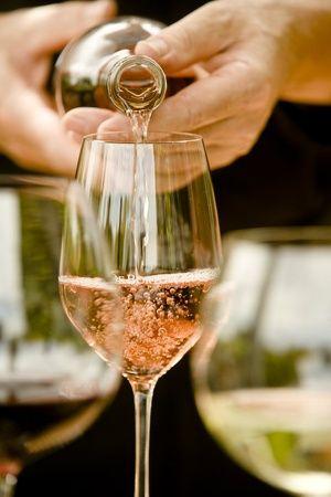 sparkling Australian pink wine | Yarra Valley