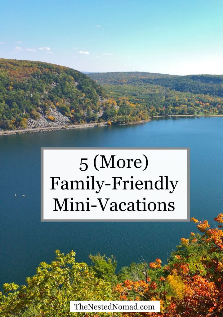 5 More Family-Friendly Midwestern Mini-Vacations