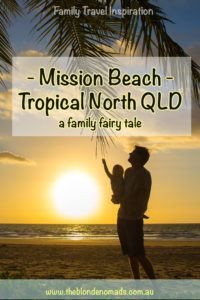 A Mission Beach Fairy Tale with The Blonde Nomads, travelling family