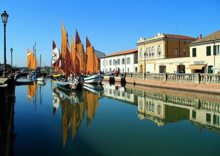 Cesenatico (FO) Harbour