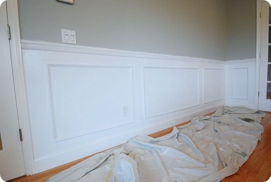 Adventures In Wainscoting Guest Rooms Classy And