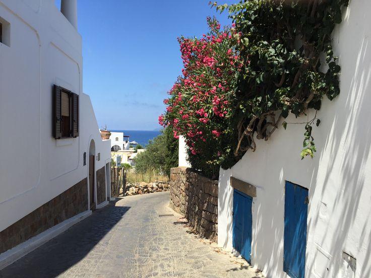 Ruas de Panarea - Sicilia