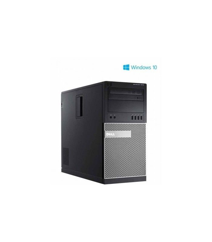 Calculatoare refurbished Dell OptiPlex 7010 MT, i3-3220, Win 10 Home