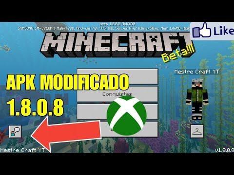 minecraft pe apk download 1.8.0.8