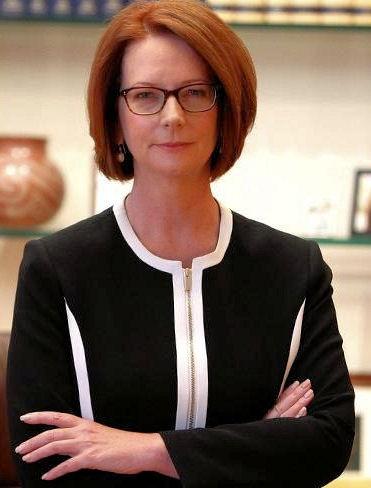 Julia Gillard Prime Minister of Australia