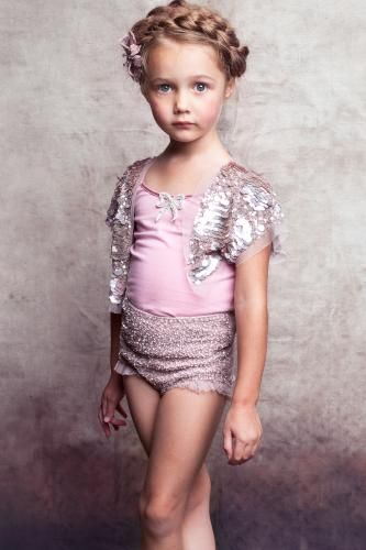 Baby ballerina in Tutu Du Monde
