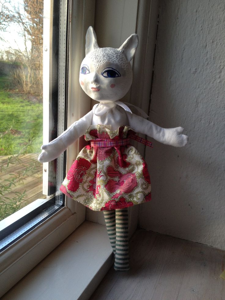bunny girl doll