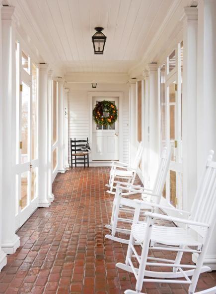 1000 Ideas About Stone Porches On Pinterest Porcelain Tile Flooring