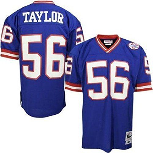 Lawrence Taylor New York Giants Throwback Jerseys