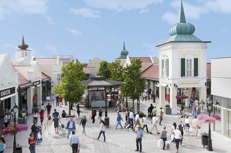 Designer Outlet Parndorf (shuttle bus from Vienna) - Parndorf