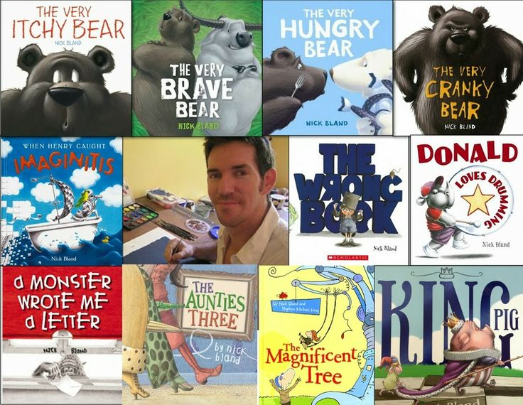 Down Under Teacher: One of my favourite authors - Nick Bland
