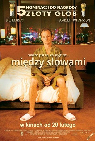 Między słowami (2003) - Filmweb