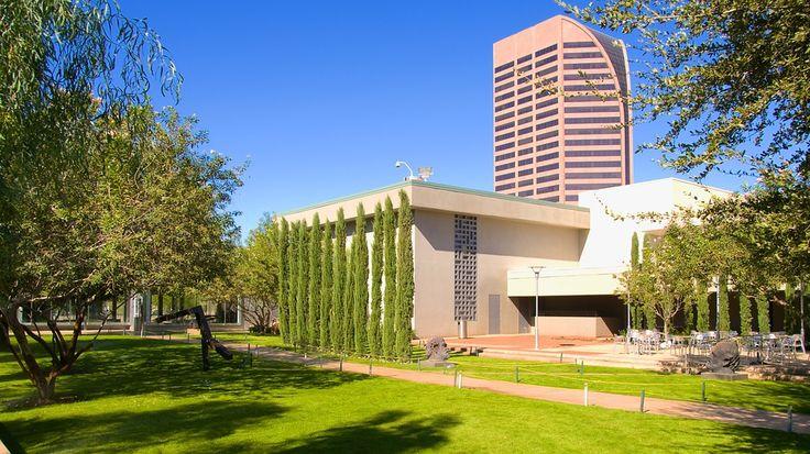 フェニックス美術館。アリゾナ州フェニックスの名所