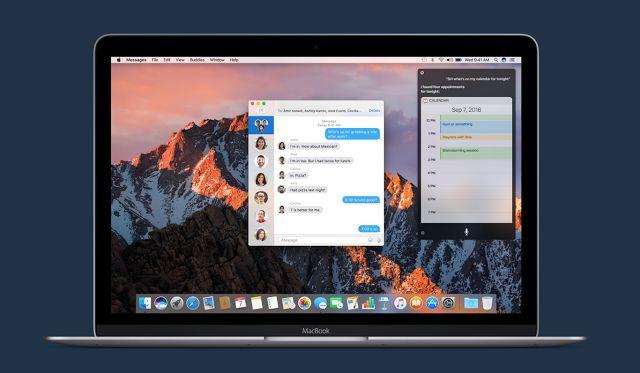 MacOS Sierra: Así es el nuevo sistema operativo para Mac   Apple lanzó este martes 20 de septiembre de 2016 el nuevo sistema operativo para computadores Mac cuyo nombre es macOS Sierra. La actualización de software viene a reemplazar a la edición pasada: El Capitán.  Una de las principales novedades del macOS Sierra es que Siri el asistente personal de los productos Apple que se activa a través de la voz estará ahora también disponible para computadores. Hasta hace poco la aplicación se…