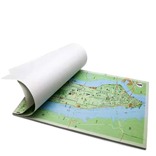 World Dinner Maps Placemats by Seletti - Object of Desire Shop