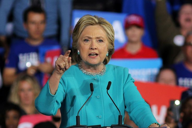 US election: Hillary Clinton campaign warns 'whopping' Wikileaks release could hit on voting day
