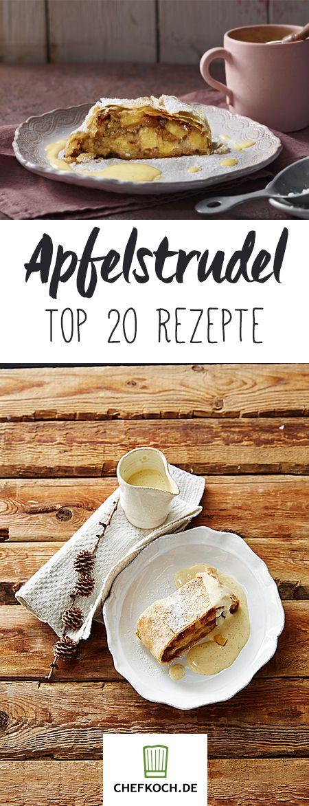 Apfelstrudel – süßer Gruß aus Österreich
