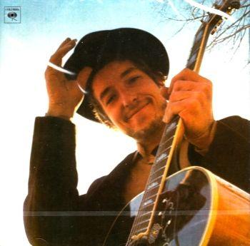 Hudební album zpěváka Bob Dylan - Nashvile Skyline na cd.