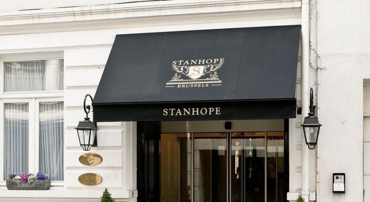 HOTEL ベルギー・ブリュッセルのホテル>英国式のカントリーハウスを利用したブティックホテル>スタンホープ ホテル(Stanhope Hotel)