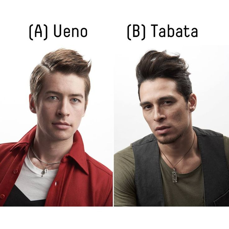 More hair battle! Which hairstyle do you like? A or B?