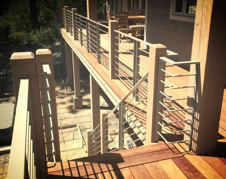 20 best Handrail images on Pinterest | Welding services, Cable ...