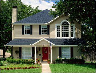 best 25+ beige house exterior ideas on pinterest | shutter colors
