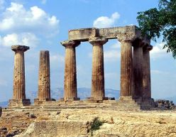 The Peloponnese, Greece