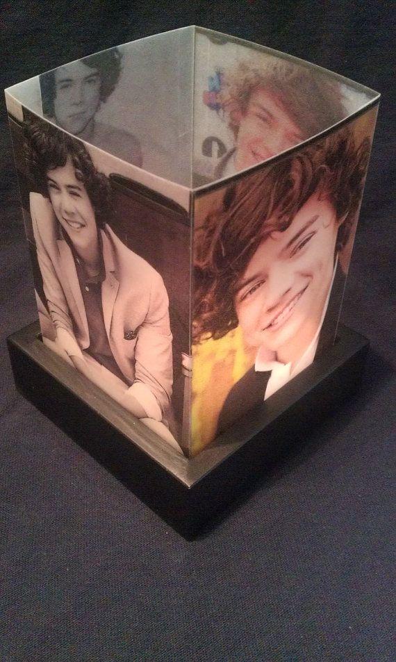 One Direction Harry Styles version 2 by CherylsCreativeBlock, $18.99