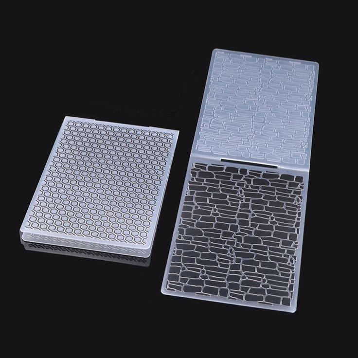 Flores de plástico Carpeta de Grabación En Relieve DIY Scrapbooking Álbum de fotos Tarjeta de Troqueles De Corte Plantilla