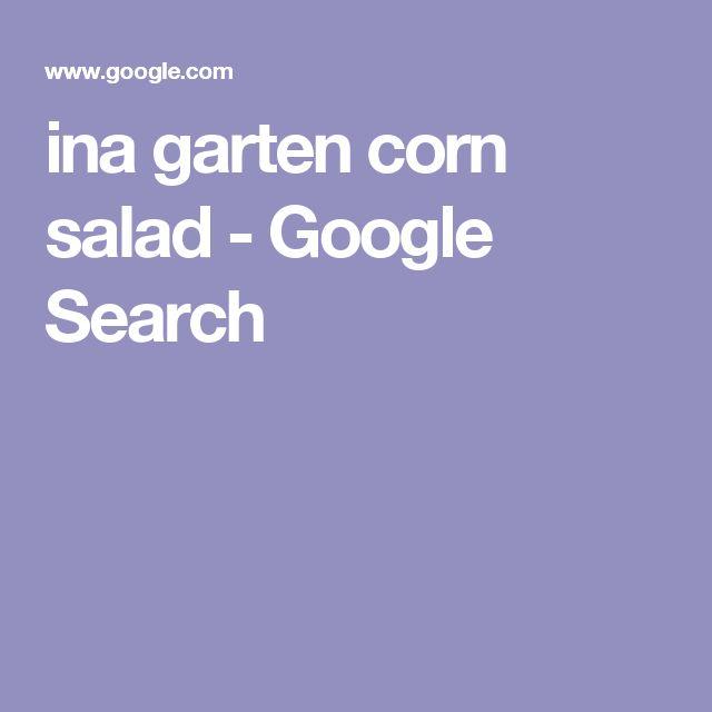 Nice ina garten corn salad Google Search