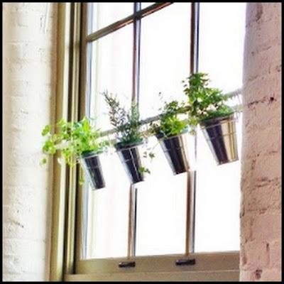 Window Herb Garden Craft Ideas Tips And Repurposing