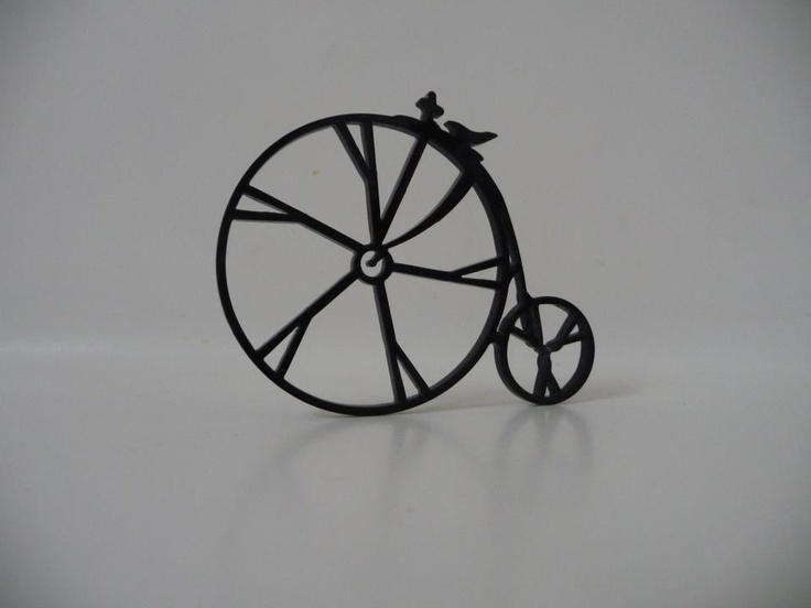I got a bicycle, but it's quite old :).  For more, visit:    For more visit:   Facebook - https://www.facebook.com/isafrosty  Online Shop - http://www.isafrosty.bigcartel.com/  Blog (in italian) - http://www.isafrosty.com/  Twitter: https://twitter.com/isafrosty  Tumblr: isafrosty.tumblr.com  Instagram: Isafrosty_jewellery