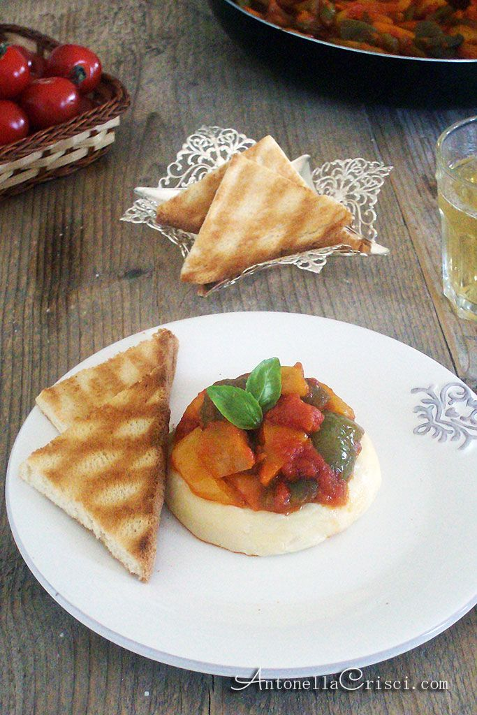 Something that satisfies everyone with a Tomino - MEMORIES AND RECIPES OF AN ITALIAN WOMAN IN SWEDEN