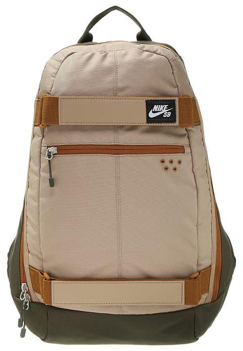 Nike SB EMBARCA - Mochila - khaki/brown - Zalando.es